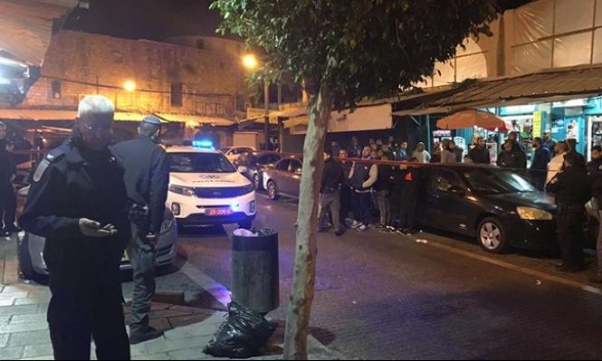 عكا: الشرطة تطلق النار على شاب عربي