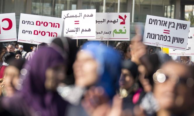الاكتظاظ ببيوت العرب ضعف الاكتظاظ ببيوت اليهود
