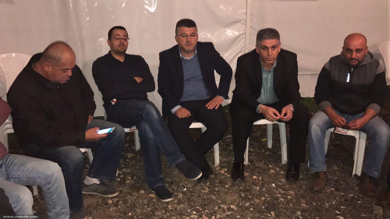 قلنسوة: دعوة لوقفة احتجاجية ضد هدم البيوت