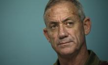 """غانتس: أنفاق غزة ليست """"تهديدا إستراتيجيا"""" على إسرائيل"""