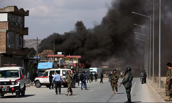 أفغانستان: مقتل شخص وإصابة 39 في تفجيري كابل