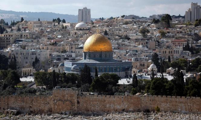 الأردن يدين إنشاءات إسرائيلية بالقصور الأموية المحاذية للأقصى