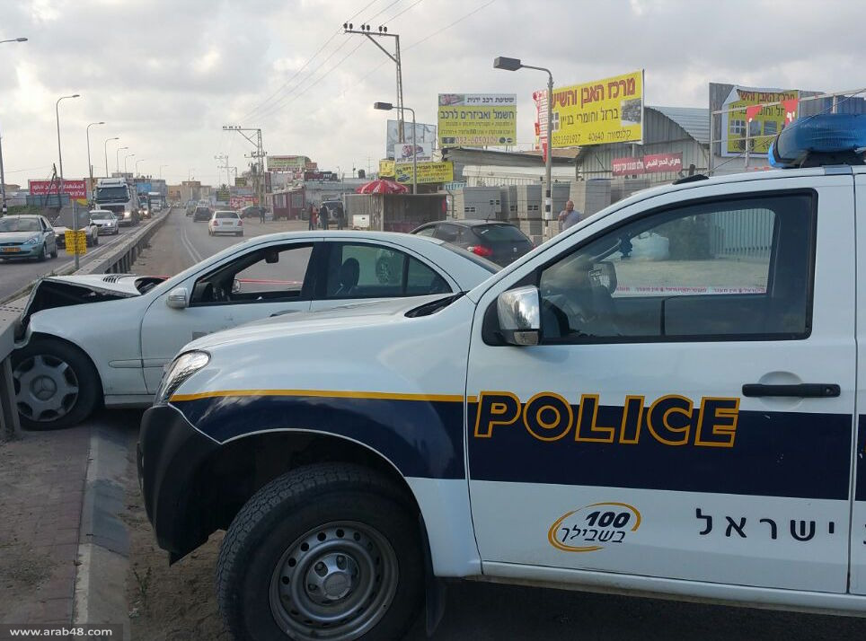 قلنسوة: إصابة شاب يهودي برصاص الشرطة بعد مطاردة