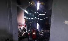 النقب: مصرع طفل إثر حريق