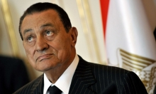 حكم نهائي ببراءة مبارك من تهم قتل متظاهرين