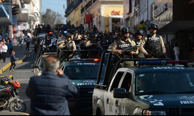 المكسيك: العثور على 11 جثة