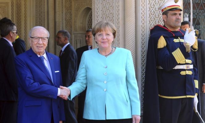 ألمانيا تقدم 250 مليون يورو لتونس بعد اتفاق الهجرة