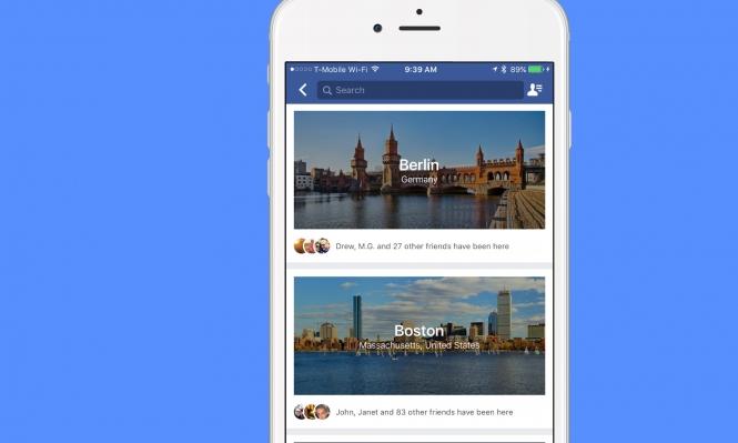 """ما هي خدمة """"دليل المدن"""" التي أطلقها """"فيسبوك""""؟"""