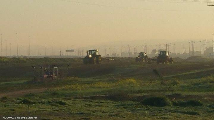 بعد الهدم... تدمير محاصيل زراعية للعرب بالنقب