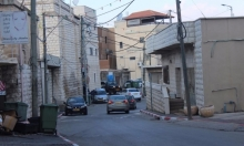يافة الناصرة: إلقاء قنبلة شظايا على ساحة منزل