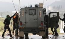 اعتقال فلسطينيين للاشتباه بمحاولتهما تنفيذ عملية طعن