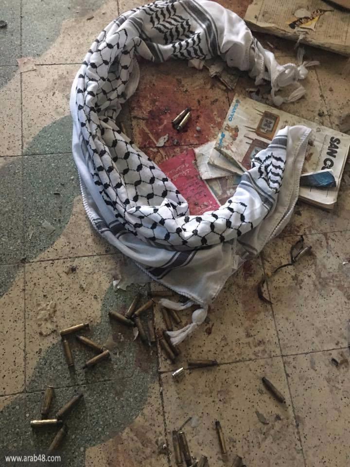 رام الله: استشهاد باسل الأعرج بنيران قوات الاحتلال