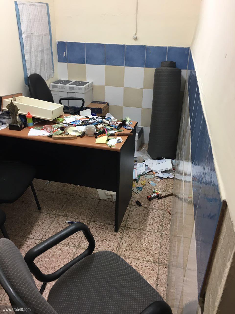 جديدة المكر: شجب واستنكار بعد اقتحام مدرستين