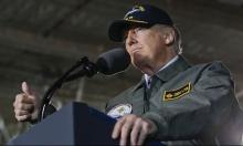 ترامب يتعهد بالعمل بصرامة مع الاتفاق النووي