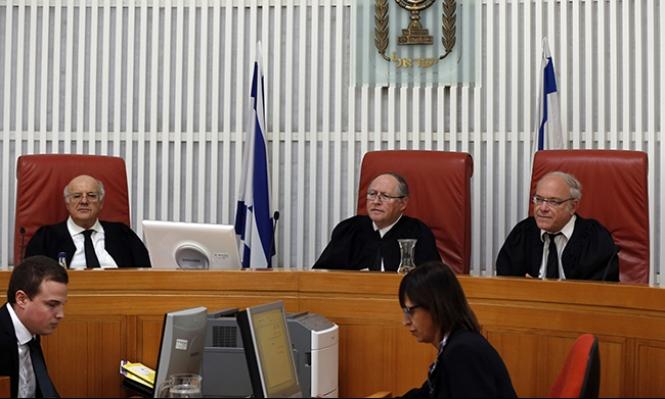 استقالة قاضي العليا دنتسيغر فرصة لمخطط شاكيد