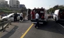 عيلبون: إصابات في حادث طرق