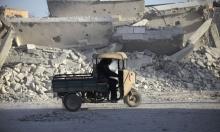 سورية: مقتل 14 بغارات التحالف على الرقة