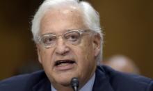 لجنة بمجلس الشيوخ تؤيد مرشح ترامب سفيرا لإسرائيل