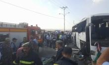 مصرع 9 أشخاص وإصابة 19 بحادث سير في الأردن