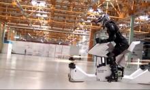 شركة روسية تبتكر دراجة نارية تستطيع الطيران