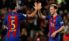 راكيتيتش يرتبط ببرشلونة حتى 2021