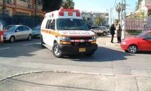 اللد: إصابة طفل وشقيقته بعد سقوط بوابة عليهما