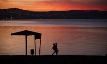 بحيرة طبرية: أدنى مستوى للمياه وأعلى نسبة ملوحة
