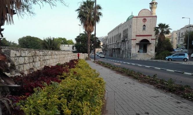 إطلاق حملة أطرق الباب في أحياء حيفا العربية لحماية الأوقاف