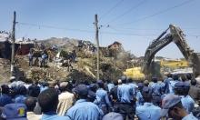 مقتل 24 شخصا في انهيار مكب للنفايات في إثيوبيا