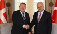 الدنمارك تطلب إرجاء زيارة رئيس الوزراء التركي