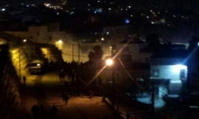 مواجهات بين الأمن الفلسطيني والشبان في مخيم الدهيشة