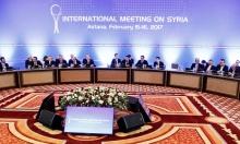 ضغوطات على المعارضة السورية لحضور محادثات أستانة