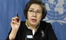 الأمم المتحدة: قلق من محاولة ميانمار إخلاء مناطق الروهينجا