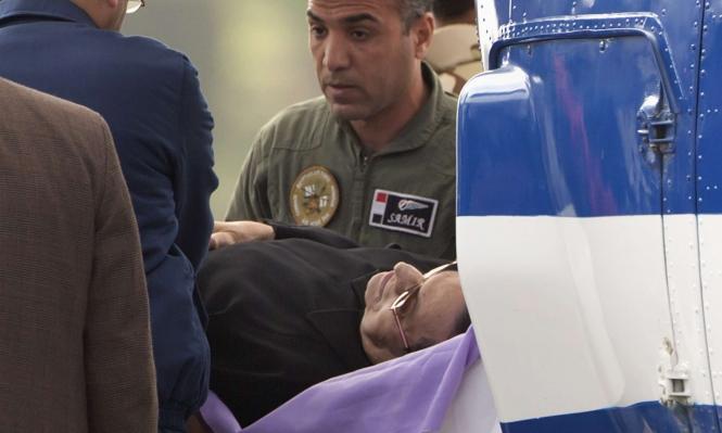 النائب العام المصري يوافق على إخلاء سبيل مبارك