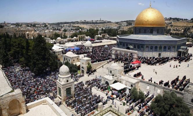 """الاحتلال يعتزم تأسيس صندوق """"لتراث جبل الهيكل"""""""