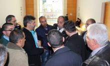 مركزية حيفا تنظر في ادعاءات العقوبة ضد المحامي عابد