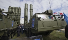 "تركيا تريد شراء صواريخ ""أس 400"""