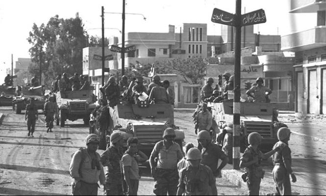 أرشيف 67: التهجير كعقاب جماعي منذ أيام الاحتلال الأولى