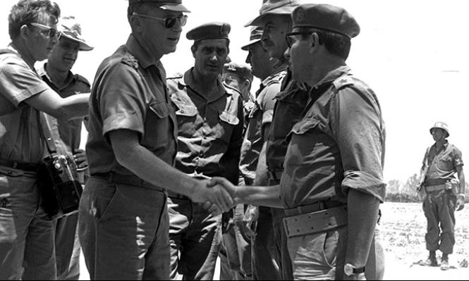 أرشيف 67: الجيش الإسرائيلي عمل على تقديم موعد الحرب