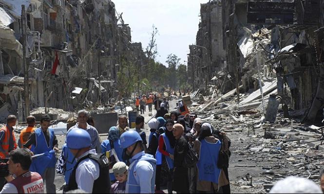 سورية: مقتل 814 من أفراد الطواقم الطبية