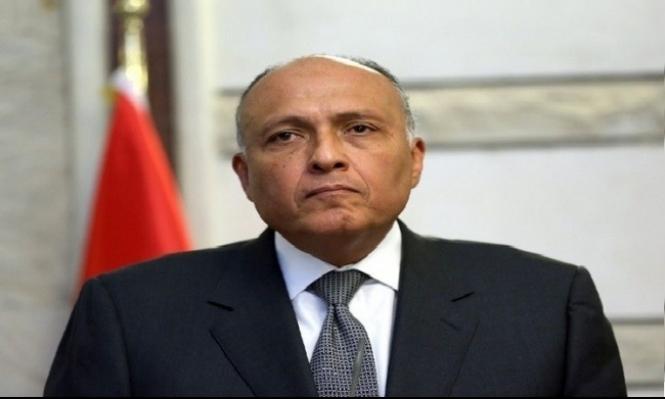 وزيرا خارجية مصر والأردن يناقشان التحديات المشتركة