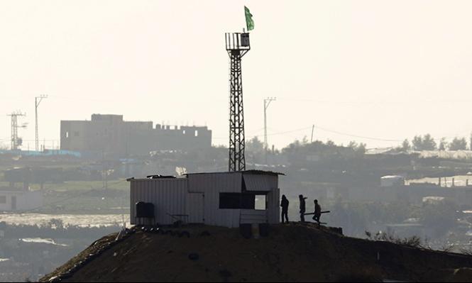 غزة: الاحتلال يقصف موقعين بذريعة الرد على إطلاق صاروخ