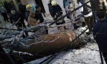 الجيش السوري: الطيران الإسرائيلي اخترق أجواءنا وقصف مصنعا بتدمر
