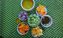 دراسة: تناول الفواكه والخضروات يقلل الضغط النفسي