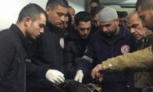 سلطات الاحتلال تسلم جثمان الشهيد سعد القبسي