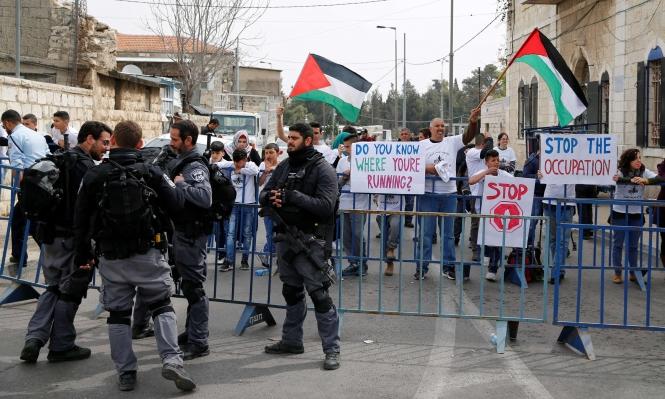 القدس المحتلة: ماراثون تهويدي وإغلاق شوارع واحتجاجات