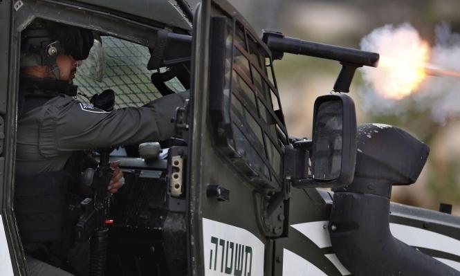 قوات الاحتلال تقتحم رام الله البيرة