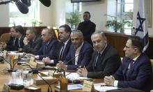 رئيس الائتلاف الحكومي الإسرائيلي: تقديم موعد الانتخابات محتمل