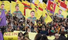 آلاف الأكراد يحتجون ضد الرئيس التركي في ألمانيا