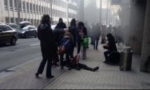 سبعة جرحى في انفجار بعمارة سكنية في بروكسل